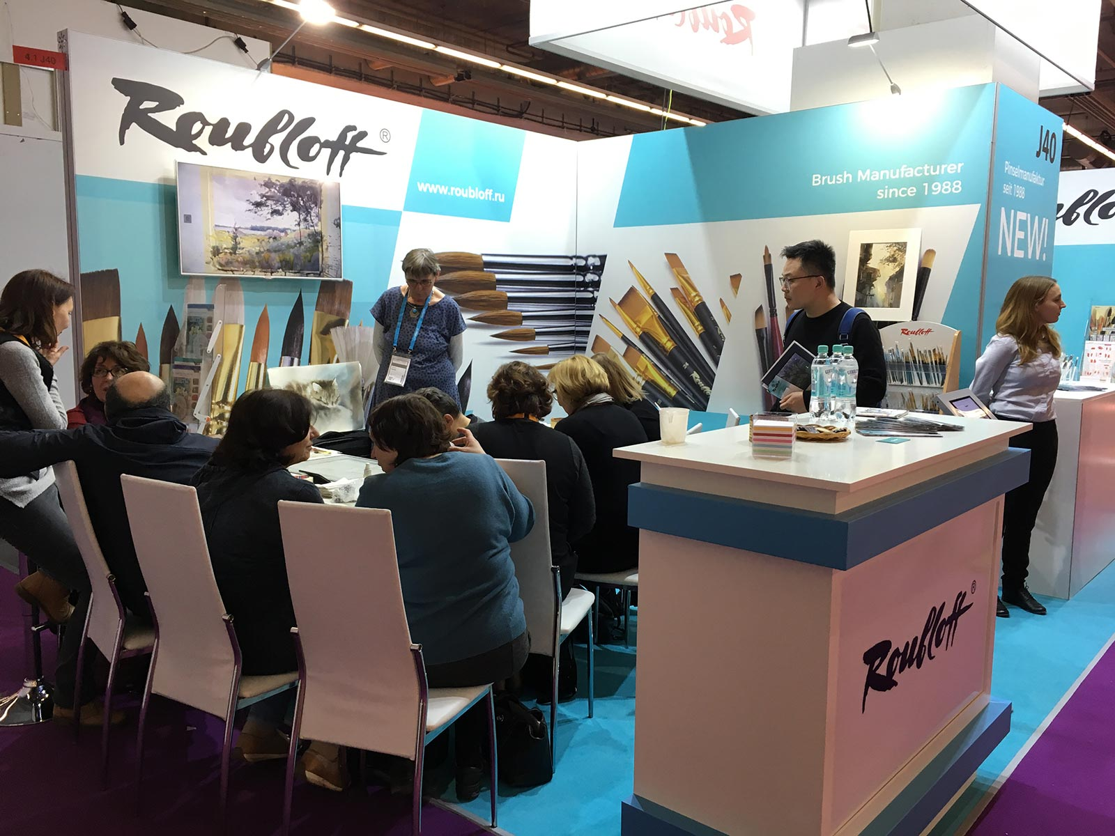 Creativeworld messe frankfurt 2018 for Messe frankfurt januar 2017