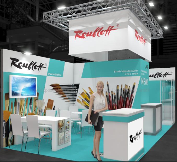 Creativeworld Messe Frankfurt 2018